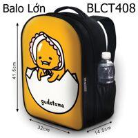 Balo in hình Em bé gudetama BLCT408 size lớn
