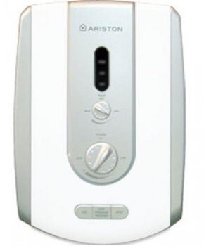 Bình tắm nóng lạnh trực tiếp Ariston Bello 4522E - 4500W, chống giật ...