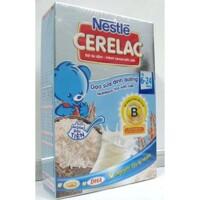 Bột ăn dặm Nestle bột gạo sữa dinh dưỡng 200g
