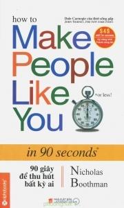 90 giây để thu hút bất kỳ ai - Nicholas Boothman