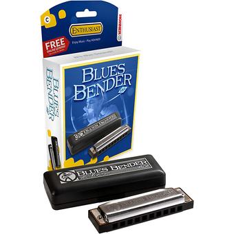 Kèn Harmonica Hohner Blues Bender M58510