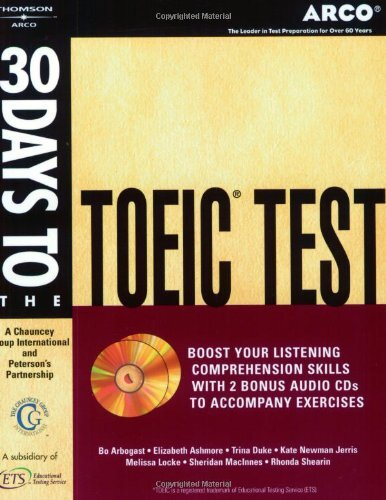 30 Day To The TOEIC Test