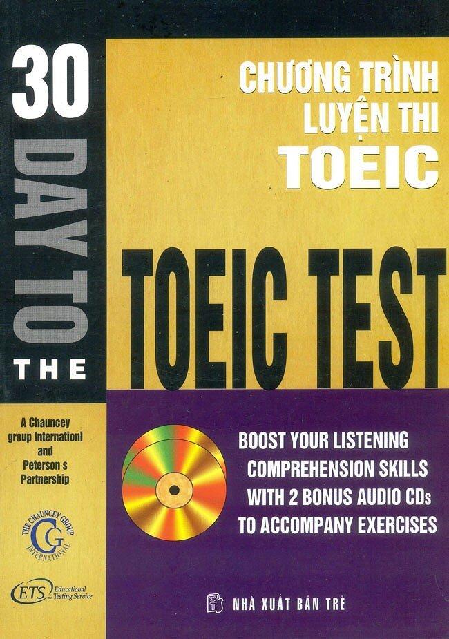 30 Days To The Toeic Test Chương Trình Luyện Thi Toeic