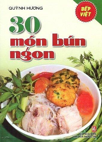 30 Món Bún Ngon