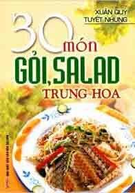 30 món gỏi salad Trung Hoa