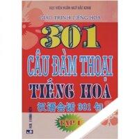 301 câu đàm thoại tiếng Hoa tập 1