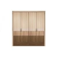 Tủ quần áo 4 cánh cửa Jang In IWR-0509AD