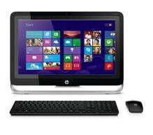 Máy tính để bàn All in one HP Pavilion 20-A223L E9T93AA - Intel Core i...