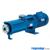 Máy bơm nước ly tâm trục ngang đa tầng cánh thân gang cánh đồng Pentax MSHB 4/15 20HP