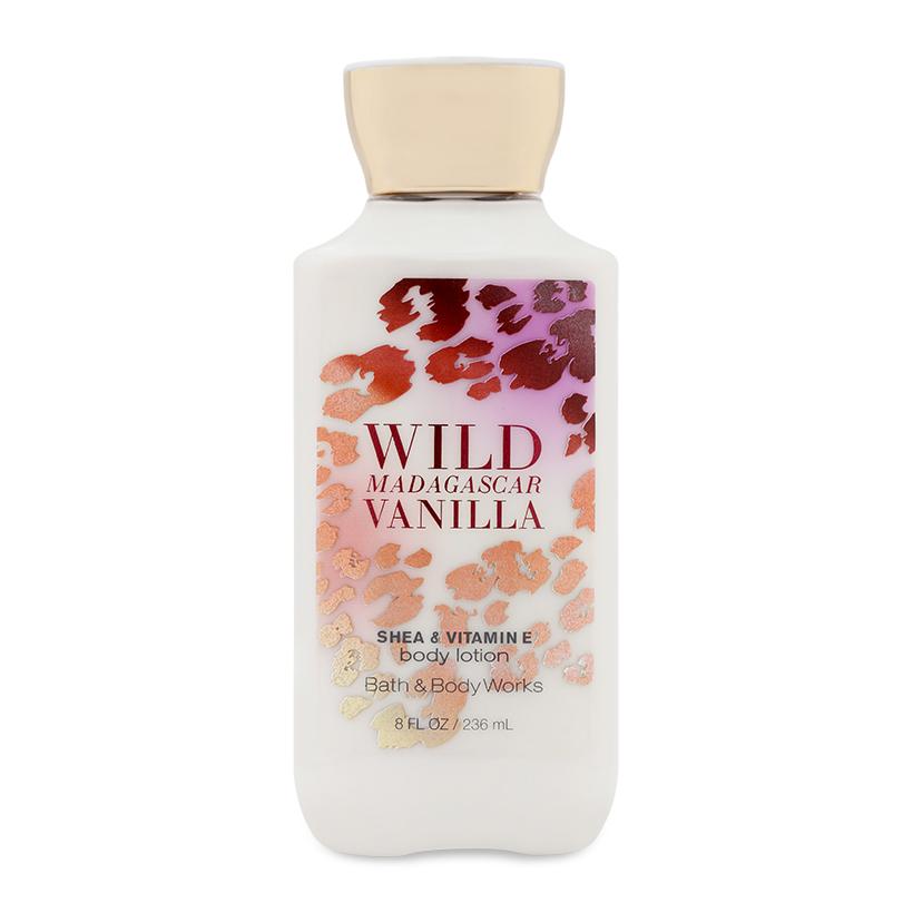 Sữa dưỡng thể Bath & Body Works hương Wild Madagascar Vanilla 236ml ...