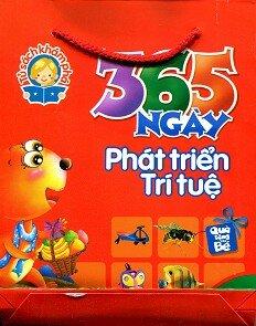 365 Ngày Phát Triển Trí Tuệ 2 (Trọn Bộ 8 Cuốn)