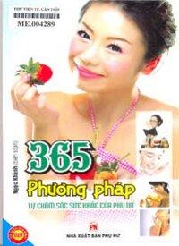 365 Phương Pháp Tự Chăm Sóc Sức Khoẻ Của Phụ Nữ
