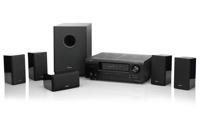 Dàn âm thanh Denon DHT1312XP (DHT-1312XP) -  Amply AVR1312BKE2 + Loa SYS1312BKE2