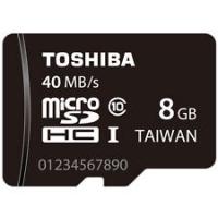 Thẻ Nhớ MicroSDHC Toshiba 8GB 40MB/s