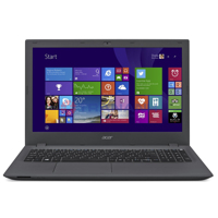 Laptop Acer Aspire E5-573-39V1 - Intel Core  i3-4005U 1.70 GHz, 4GB RAM, 500GB HDD, Intel HD Graphics, 15.6 inch