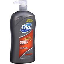 Sữa Tắm Dầu gội Dial for Men Ultimate Clean Hair Body Wash 1035L ...