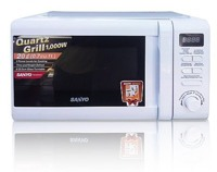 Lò vi sóng Sanyo EM-G2882W (EM-G2882V) - 20 lít, 800W, có nướng