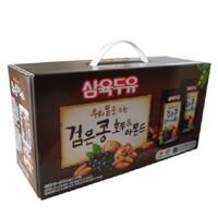 Nước uống Quả Óc Chó Đậu Mè Đen Hàn Quốc 195 ml x 20