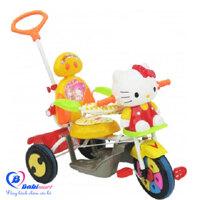 Xe 3 bánh trẻ em Hello Kitty M763A