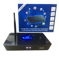 Android Tv Box Vinabox X10