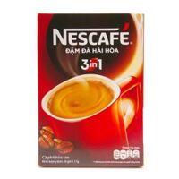 Cà phê Nescafe 3in1 Đậm đà 20gói x 17g