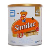 Sữa bột Similac IQ 4 hương Vani 400g
