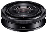 Ống kính Sony 20mm F2.8 (SEL20F28)