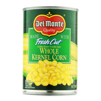 Bắp hạt Del Monte lon 420g