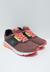 Giày thể thao nữ Xtep cam phối đen 984318116152-2