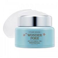 Kem dưỡng da se khít lỗ chân lông Etude House Wonder Pore Balancing Cream 50g