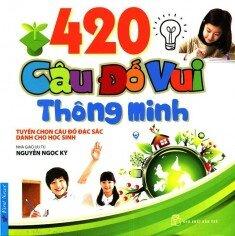 420 câu đố vui thông minh