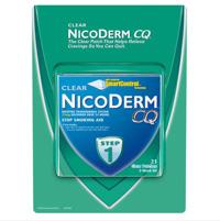 Miếng dán cai thuốc lá NicoDerm CQ hiệu quả - 21 miếng