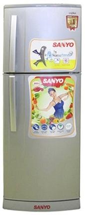 Tủ lạnh Sanyo SR-205PN (SL/MG/SH) - 205 lít, 2 cửa