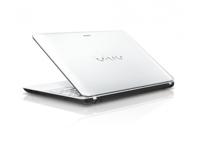 Laptop Sony Vaio Fit 15E SVF1521DSG - Intel Core i3-3227U 1.9GHz, 2GB RAM, 500GB HDD, VGA Intel HD Graphics 4000, 15.5 inch