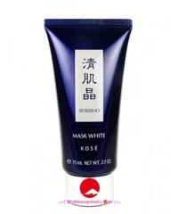Mặt nạ đen làm trắng da Seikisho Mask White