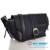 Túi xách bầu lớn Huy Hoàng da tổng hợp màu đen HH6147