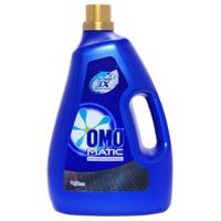Nước giặt Omo cho máy giặt cửa trước - chai 4.2kg