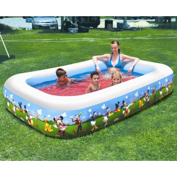 Bể bơi phao gia đình Mickey BESTWAY 91008