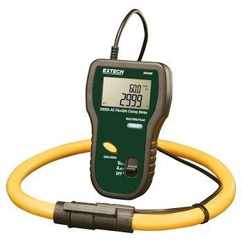 Thiết bị đo điện áp với kẹp linh hoạt Extech - 382400