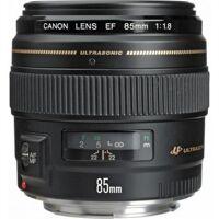 Ống kính Canon EF 85mm (EF85mm) f/1.8 USM