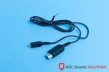 Dây HDMI 1m iBuffalo BSMPC04H10BK
