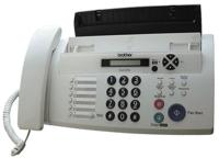 Máy fax Brother FAX878 (FAX-878) - giấy thường, in phim