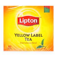 Trà túi lọc Lipton hộp 200g
