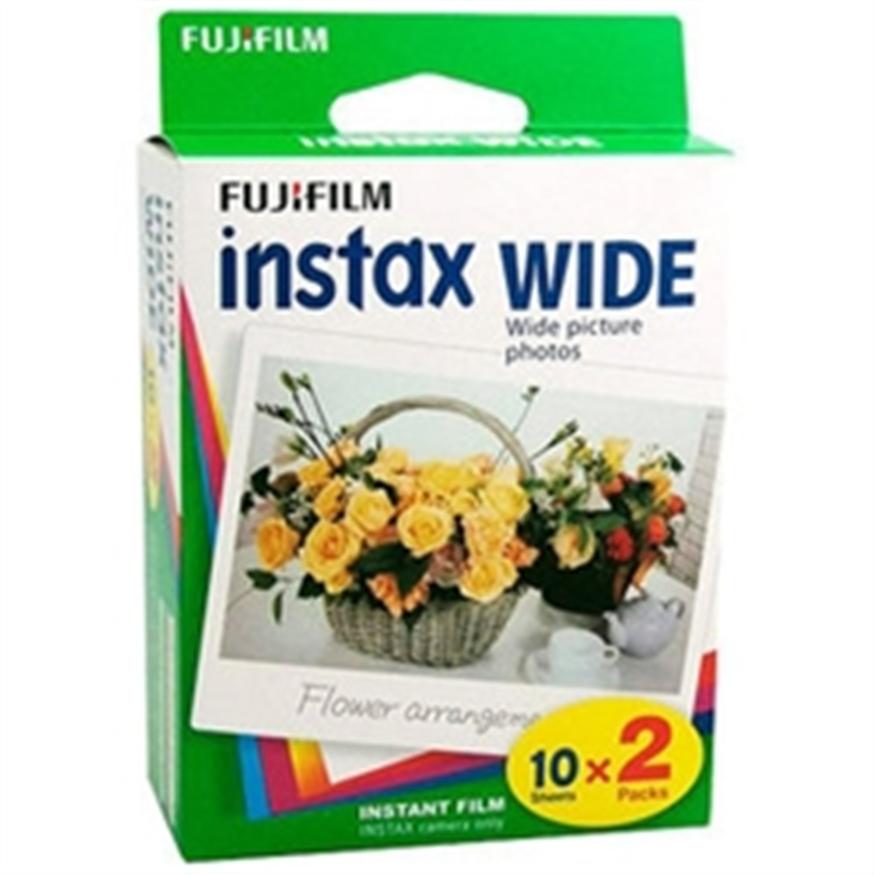 Film Wide 20 tấm cho máy ảnh Instax