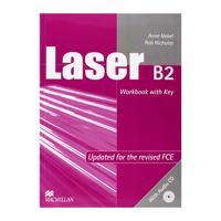Laser B2 FCE - Workbook With Key With Audio CD