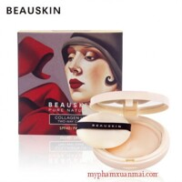 Phấn phủ Collagen UV Beauskin