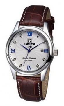 Đồng hồ nữ Carnival L18301.201.033
