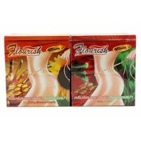 Kem thoa giúp làm tan mỡ bụng hiệu quả Flourish ( gừng,ớt, vitaminE 500ml)
