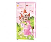 Tủ nhựa Đại Đồng Tiến Nice T1220 - Công chúa