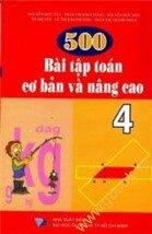 500 Bài Tập Toán Cơ Bản Và Nâng Cao 4